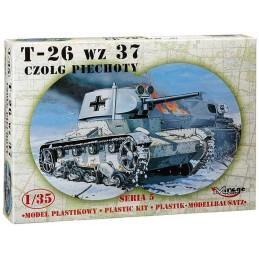 1:35 T-26 WZ. 37 RUSSIAN L...
