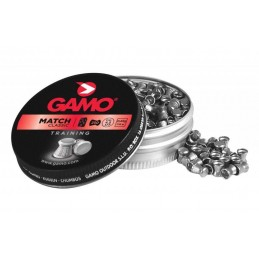 BALINES 5.5mm DIABOLO METAL...