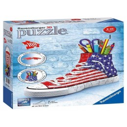 PUZZLE 3D SNEAKER AMERICAN...
