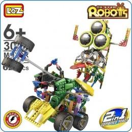 LOZ ROBOT ESPACIAL 2 EN 1...