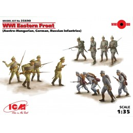 1:35 WWI EASTERN FRONT
