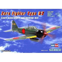 1:72 ZERO FIGHTER TYPE 52