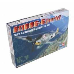 1:72 BF109 G-6 (EARLY)