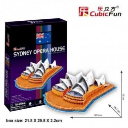 OPERA DE SIDNEY 3D PUZZLE