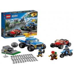 LEGO CITY: CAZA EN LA...