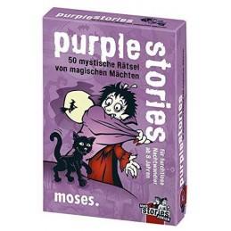 BLACK STORIES PURPLE -...