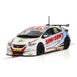 1:32 BTCC HONDA CIVIC TYPE...