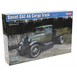 1:35 SOVIET GAZ-AA CARGO TRUCK
