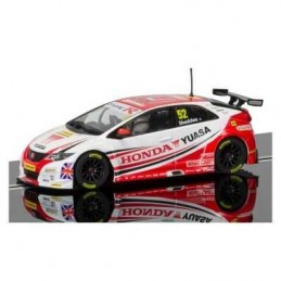 1:32 BTCC HONDA CIVIC TYPE R