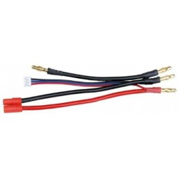 CABLE LIPO/BALANCEO 4MM