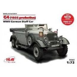 1:72 G4 (1935 PRODUCTION)...