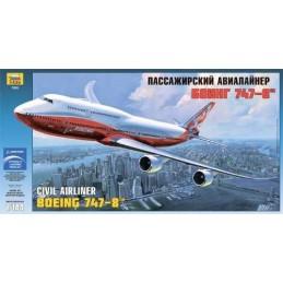1:144 BOEING 747-8