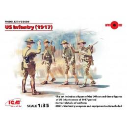 1:35 US INFANTRY (1917)