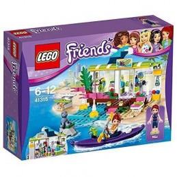 LEGO FRIENDS - TIENDA DE SURF