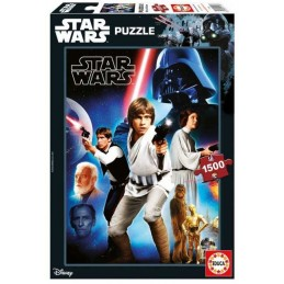 PUZZLE 1500 P STAR WARS...