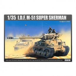 1:35 IDF M51 SUPER SHERMAN