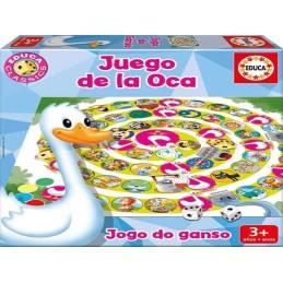 JUEGO DE LA OCA EDUCA CLASSICS