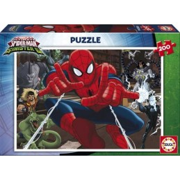 PUZZLE 200 SPIDER-MAN