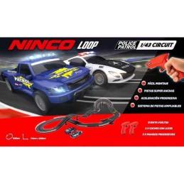 CIRCUITO NINCO LOOP POLICE...