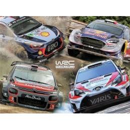 PUZZLE 500 WRC