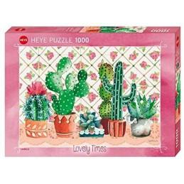 PUZZLE 1000 CACTUS FAMILY