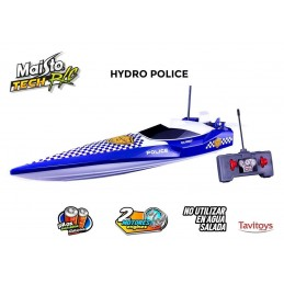 BARCO HYDRO POLICE