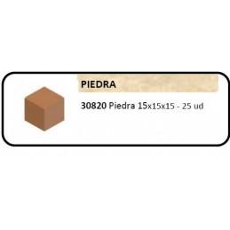PIEDRA 15X15X15
