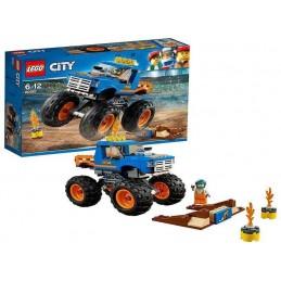 LEGO CITY: CAMION MONSTRUO