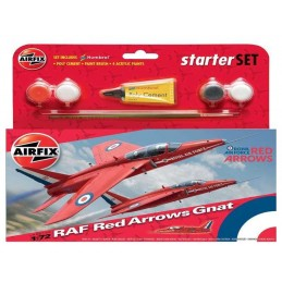 1:72 RED ARROWS GNAT