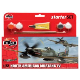1:72 NORTH AMERICAN MUSTANG IV