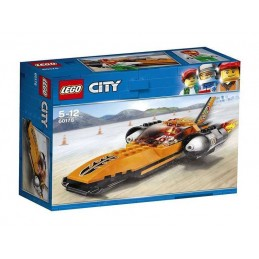 LEGO COCHE EXPERIMENTAL CITY