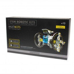 MULTIBOTS - STEM ROBOTICS KITS