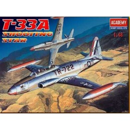 1:48 T-33A SHOOTING STAR