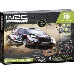 WRC EXTREME LAND RALLY