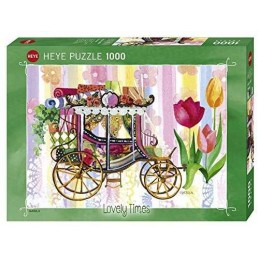 PUZZLE 1000 CARRIAGE