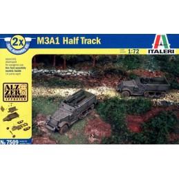 1:72 M3 HALF TRACK