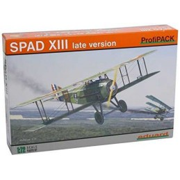 1:72 SPAD XIII LATE VERSION