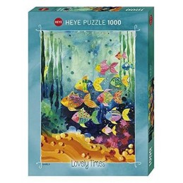 PUZZLE 1000 SHOAL OF FISH