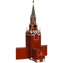 3D TORRE DE SPASSKAYA - MOSCU