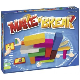 MAKE ´N´ BREAK JUEGO DE MESA