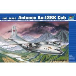 1:100 ANTONOV AN-12BK CUB