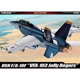 1:72 USN F/A-18F VFA-103...