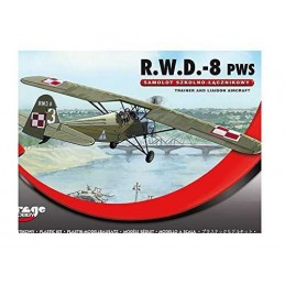 1:48 RWD-8 PWS TRAINER &...