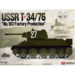1/35 T-34/76 NO. 183...