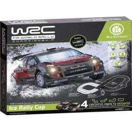 WRC ICE RALLY CUP 1/43