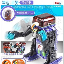 ROBOT BOXING WIRELESS R/C