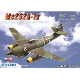 1:72 ME262A-2A FIGHTER