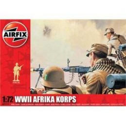 1:72 WWII AFRICA CORPS