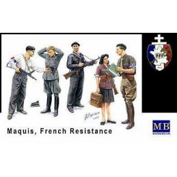 1:35 MAQUIS FRENCH RESISTANCE