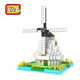 LOZ DUTH WINDMILL ARCHITECTURE